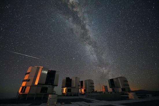 暑期期间,最好看的流星雨来了 13日4-16时可肉眼观测
